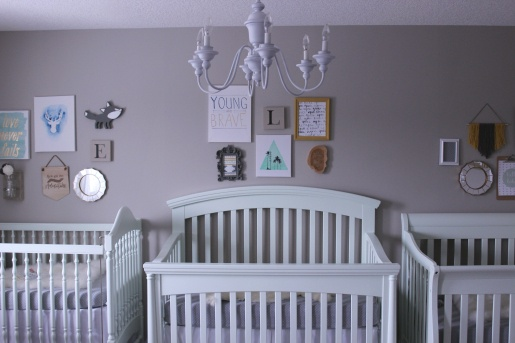 3 Triplets Nursery Design Ideas