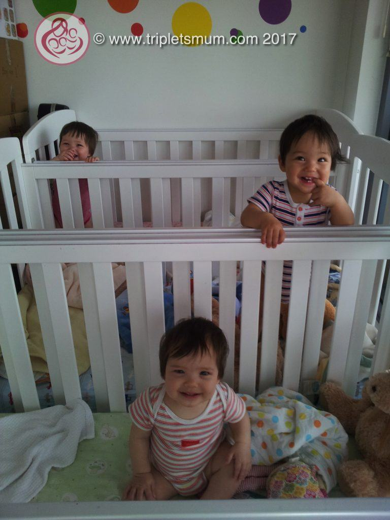 Mastering The Nursery Best Baby Cribs For Triplets