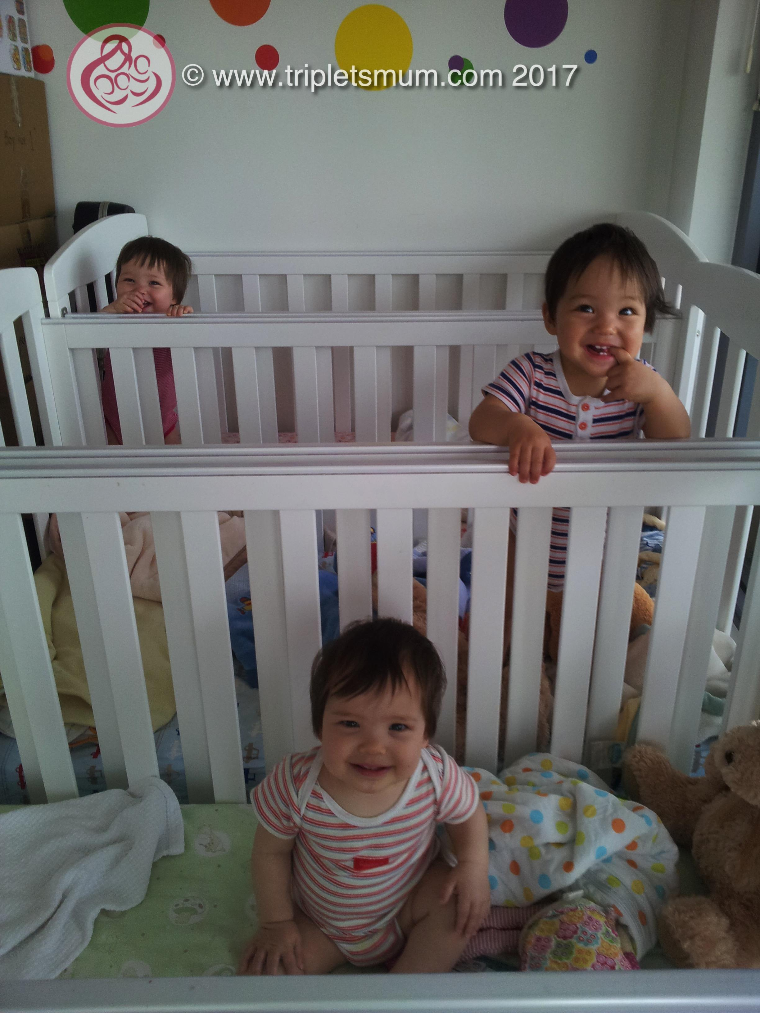 Mastering the Nursery: Best Baby Cribs for Triplets ...