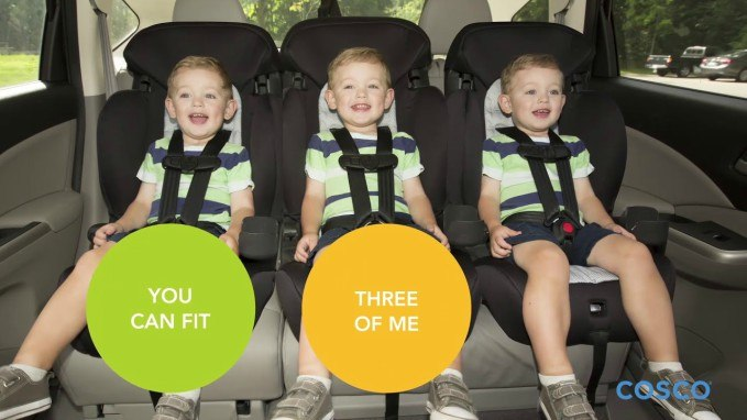 The Best Narrow High Back Booster Seat with 5 Point Harness ...