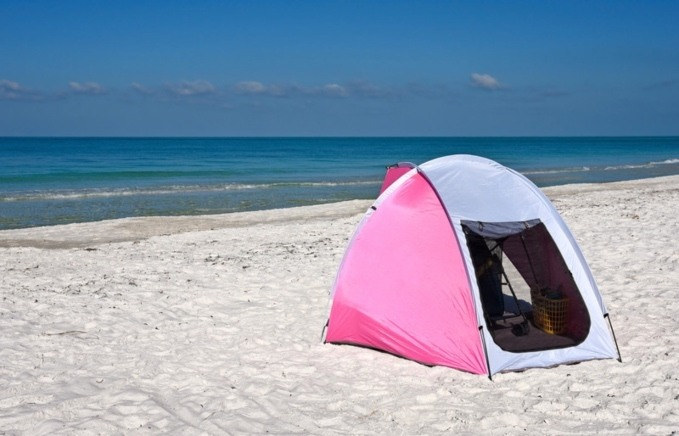 best beach tent for babies